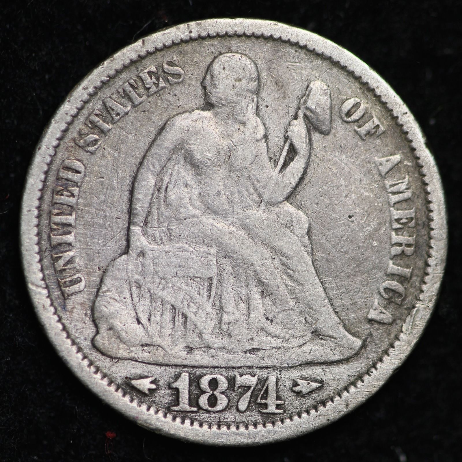 seated liberty dime coin shops near me sell coins